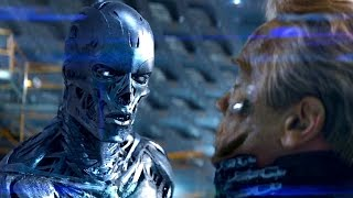 Terminator Genisys: Arnie on the T-800