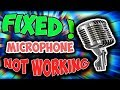 How To Fix Microphone Record Problem In ...mp3