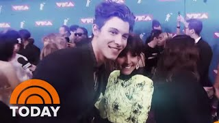 Shawn Mendes & Other Celebrities Chat With TODAY