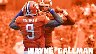 "Wayne Gallman || ""Wayne Train"" 