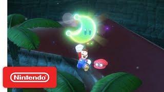 Super Mario Odyssey - Co-Op Demonstration - Nintendo E3 2017