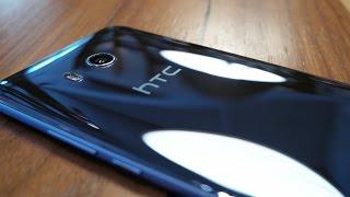 HTC U11 - Hands on (deutsch) und erster Eindruck