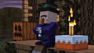 Villager & Witch Life 2 - Minecraft Animation