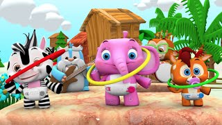Kids Nursery Rhymes Compilation | Kindergarten Songs Collection by Little Treehouse Rhymes
