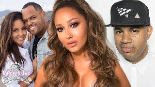Why Adrienne Bailon broke up with her ex-boyfriend Lenny and married Israel Houghton