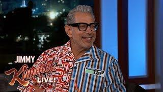 Jeff Goldblum Reveals Oscar Winning Actress Farted at Dinner