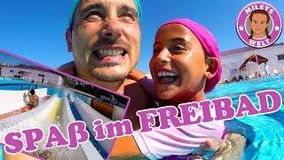 SPAß im FREIBAD - Aquapark in Emet Türkei mit coolen Wasserrutschen | Mileys Welt