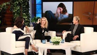 Mila Kunis, Kate McKinnon and Ellen Share Their