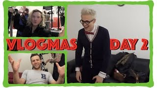 Vlogmas Day 2 - Dear Harry/Dougie