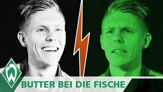 BUTTER BEI DIE FISCHE: Aron Jóhannsson   SV Werder Bremen