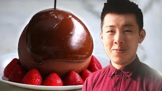 Magic Chocolate Ball: Behind Tasty