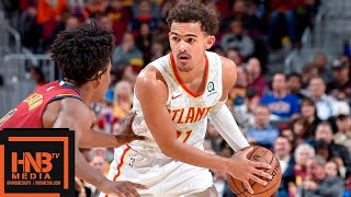 Cleveland Cavaliers vs Atlanta Hawks Full Game Highlights | 10.21.2018, NBA Season