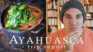 Ayahuasca Trip Report