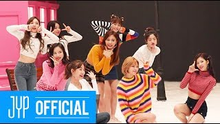 "TWICE ""Heart Shaker"" M/V BEHIND"