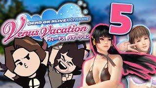 Dead or Alive Venus Vacation: Blockin