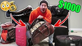 I Bought $1000 of Lost Luggage at an Auction and Found This..