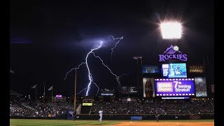 MLB Lightning Strikes (HD)