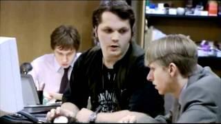 BBC Office UK I.T GUY Simon | BRUCE LEE | GO KARTING