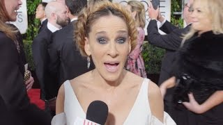 Sarah Jessica Parker and Amy Adams Say Farewell to President Obama | Vanity Fair