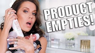 PRODUCT EMPTIES | BEAUTY IM OBSESSED WITH!