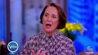 Laurie Metcalf Talks