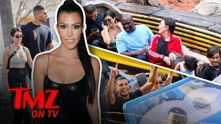 Kourtney Kardashian Couldn
