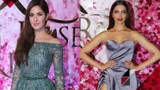 Katrina Kaif EMBARRASSES Deepika Padukone In Public? | Bollywood News