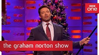 Hugh Jackman shows why he
