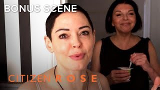 Rose McGowan Introduced to Popular Dating App | CITIZEN ROSE | E!