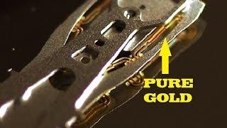 Hard Drive Tear Down For Precious Metals! In Detail HD