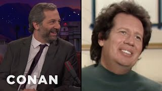 """Judd Apatow On """"The Zen Diaries of Garry Shandling""""  - CONAN on TBS"""