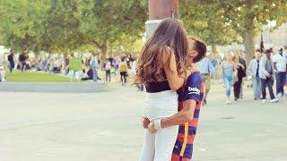 Kissing Prank - Neymar Jr Kissing Girls (2015)