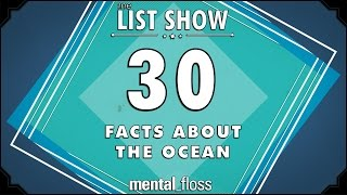30 Interesting Facts about the Ocean - mental_floss List Show Ep. 509