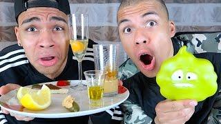 PUPS ROULETTE EXTREM !!! | PrankBrosTV