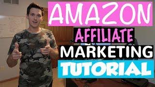 Amazon Affiliate Marketing Tutorial (for beginners) Million Dollar Niches