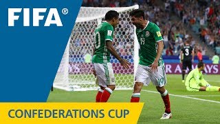 Match 6: Mexico v New Zealand - FIFA Confederations Cup 2017