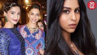 Sonam Kapoor Gets Mistaken For Deepika Padukone | Gauri Khan