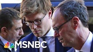 Ari Melber On Latest Russia Guilty Plea In Robert Mueller