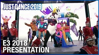 Just Dance 2019: E3 2018 Conference Presentation | Ubisoft [NA]