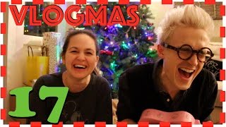 Vlogmas Day 17 - Me & Mrs F Sensational Improvisation