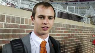 TigerNet.com - Hunter Renfrow post FSU