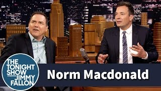 Norm Macdonald and Jimmy Test Steve Higgins