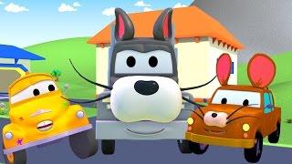 Die Lackierwerkstatt von Tom dem Abschleppwagen: Tom & Jerry | Lastwagen Cartoons für Kinder Disney