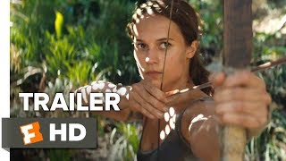 Tomb Raider Trailer #1 (2018)   Movieclips Trailers