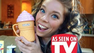 ICE CREAM MAGIC- DOES THIS THING REALLY WORK?