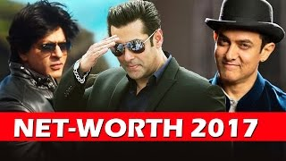 Net Worth Of Bollywood Khan