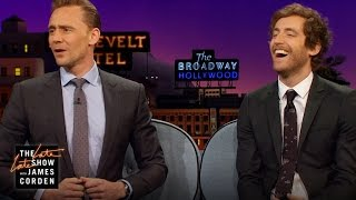 How Thomas Middleditch Hijacked Tom Hiddleston