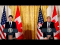 Trudeau and Trump speak to media after t...mp3