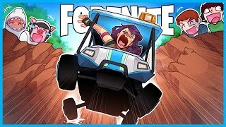 *NEW* SEASON 5 KARTS are HILARIOUS in Fortnite: Battle Royale! (Fortnite ATK Funny Moments & Fails)