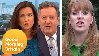 Piers and Susanna Left Baffled by Labour MP Over Student Debt